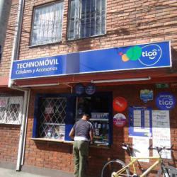 Technomóvil en Bogotá
