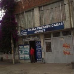 Provivienda Casas prefabricadas en Bogotá