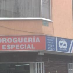 Drogueria Especial en Bogotá