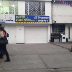 Proyeso en Bogotá