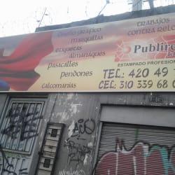 Publired en Bogotá