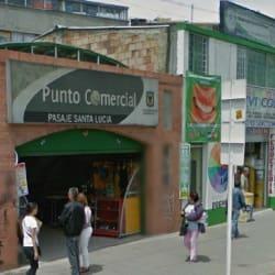 Punto Comercial Pasaje Santa Lucía en Bogotá