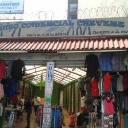 Punto Comercial Chevere en Bogotá
