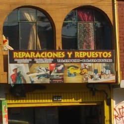 Reparaciones y Repuestos J A C en Bogotá