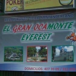 Restaurante El Gran Ocamonte en Bogotá