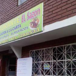 Restaurante El Sazon en Bogotá