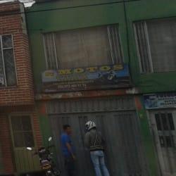 ST Motos en Bogotá