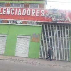 Silenciadores San Agustín en Bogotá