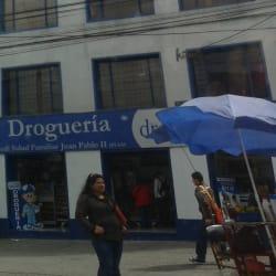 Droguería Cedi Salud Familiar Juan Pablo II  en Bogotá