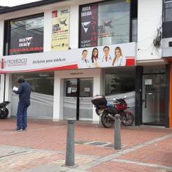 Parqueadero El Poliche en Bogotá