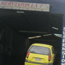 Serviatos la 1ra en Bogotá