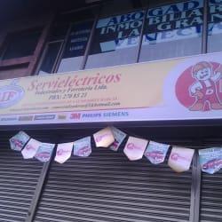 Servieléctricos Industriales y Ferretería en Bogotá
