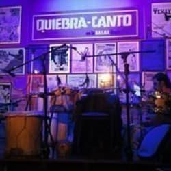 Quiebra Canto en Bogotá