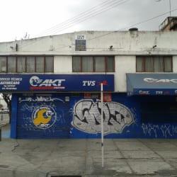 Servicio Técnico Autorizado TVS en Bogotá