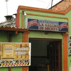 Restaurante La Gallina de Mickey en Bogotá