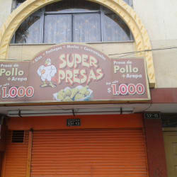 Super Presas en Bogotá