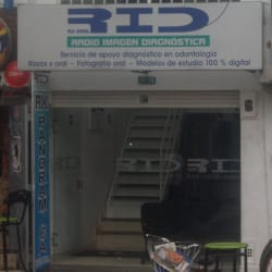 RID Calle 80  en Bogotá