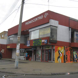 Promocentro en Bogotá