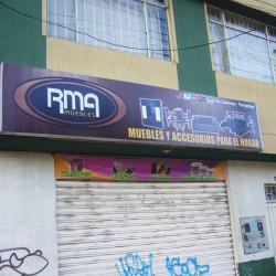 RMA Muebles en Bogotá