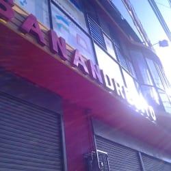 San Andresito en Bogotá