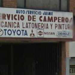 Servicio de Camperos en Bogotá