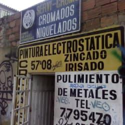 Servi Cromo en Bogotá