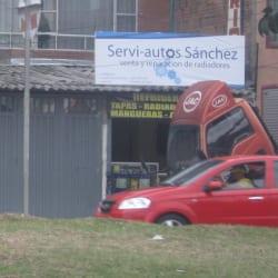 Servi-autos Sánchez en Bogotá