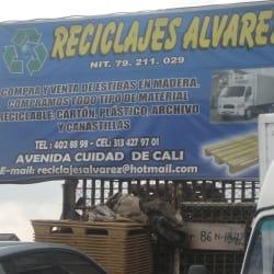 Reciclajes Alvarez en Bogotá