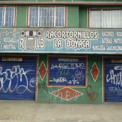 Recortatonillos La Boyacá en Bogotá