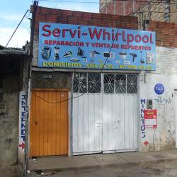 Servi whirlpool en Bogotá