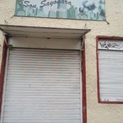 Son Sayonara  en Bogotá