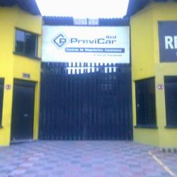 Red PreviCar en Bogotá