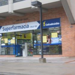Droguería Colsubsidio Calle 100 en Bogotá