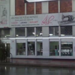 Representaciones AR Ltda en Bogotá