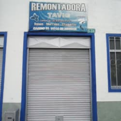 Remontadora Tavig en Bogotá