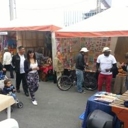 Mercado de las Pulgas de Usaquén en Bogotá