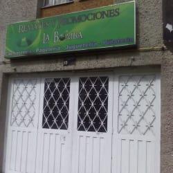 Remates y Promociones La Bomba en Bogotá