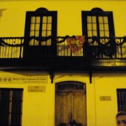 Museo de Trajes Regionales de Colombia en Bogotá
