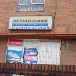 Republicana de Viajes y Turismo Ltda. en Bogotá
