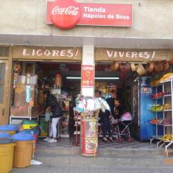 Tienda Napoles De Bosa en Bogotá
