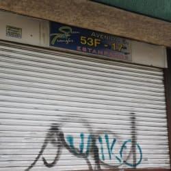 Sween y Transfer Estampados en Bogotá