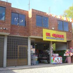 Supermercado El Granel en Bogotá