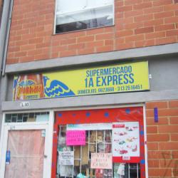 Supermercado 1A Express en Bogotá