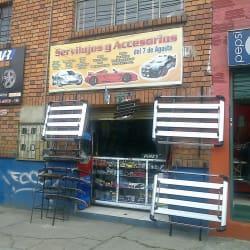 Servilujos y Accesorios del 7 de Agosto en Bogotá