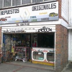 Repuestos Renault Bogotá en Bogotá