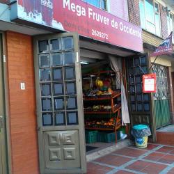 Mega Fruver de Occidente en Bogotá