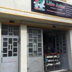 Lito Arias en Bogotá