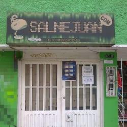 Café Internet Salnejuan Com en Bogotá