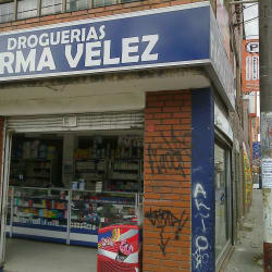 Droguería Farma Vélez en Bogotá