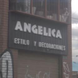 Angelica Estilo y Decoraciones en Bogotá